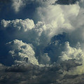 Whipped Clouds by Donna Blackhall