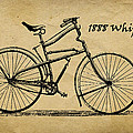 Whippet Bicycle by Tom Mc Nemar