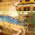Whirling Carousel by Ray Konopaske
