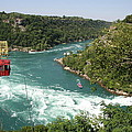 Whirlpool Aero Car Niagara Gorge by Christiane Schulze Art And Photography