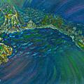 Whirlpool by Augusta Stylianou