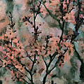 Whispering Cherry Blossoms by Janice MacLellan