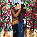 Whispering Kiss by D August