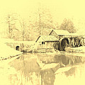 Whispers Of Mabry Mill by Kathy Clark