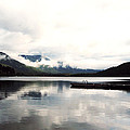 Whistler Lake Bc by Carlene Salazar