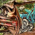 Whistler Train Wreck Stopping Point by Adam Jewell