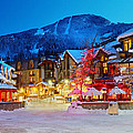 Whistler Village  by Pierre Leclerc Photography