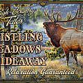 Whistling Meadows Elk by JQ Licensing