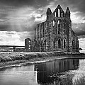Whitby Abbey by Ian Barber