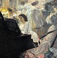 White Ball by Joseph Marius Avy