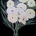 White Bouquet by Dawn Randle