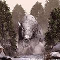 White Buffalo by Daniel Eskridge