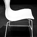 White Chair by Christy Lang