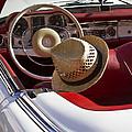 White Classic Mercedes Benz 230 Sl by Heiko Koehrer-Wagner
