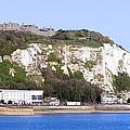 White Cliffs Of Dover by Joseph Boyle