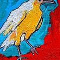 White Crow by Ana Maria Edulescu