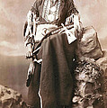 White Eagle Ponca Chief by Unknown