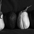 White Eggplant by Robert Bermea