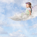 White Feather Dream by Cindy Singleton