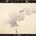 White Herons by Maruyama Okyo