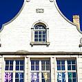 White House In Bruges by Jaroslav Frank