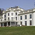 White House In Sonsbeek Park In Arnhem Netherlands by Ronald Jansen