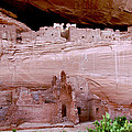 White House Ruins - Canyon De Chelly by Her Arts Desire