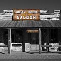 White House Saloon by Richard J Cassato