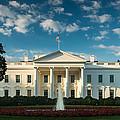 White House Sunrise by Steve Gadomski