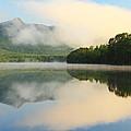 Morning On Lake Chocorua by Roupen  Baker
