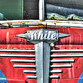 White Motor Company Highway Post Office U. S. Mail No 1 by Greg Hager