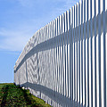 White Picket Fence by Olivier Le Queinec