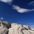 White Pocket In The Vermillion Cliffs by Alex Cassels