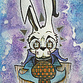 White Rabbit by Ellen Henneke