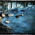 White River Flowing by Brett Beaver