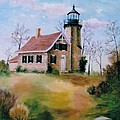 White River Light by Brenda Thour
