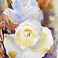 White Roses by Ruth Harris
