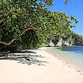 White Sand And Blue Sky by Paul Ranky
