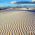 White Sands Of New Mexico by Bob Christopher