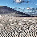White Sands Patterns by Vivian Christopher