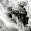 White Water Falls by Christina Rollo