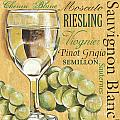 White Wine Text by Debbie DeWitt