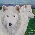 White Wolves by Liz Snyder
