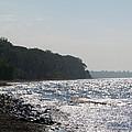 Whitefish Bay Shoreline by Jennifer  King