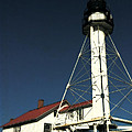 Whitefish Point Light Station by Michelle Calkins