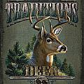 Whitetail Deer Traditions by JQ Licensing
