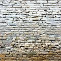 Whitewash Old Stone Wall by Dutourdumonde Photography
