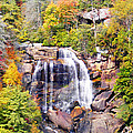 Whitewater Falls by Duane McCullough