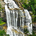 Whitewater Falls by Frozen in Time Fine Art Photography
