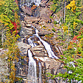 Whitewater Falls Vertical by Duane McCullough